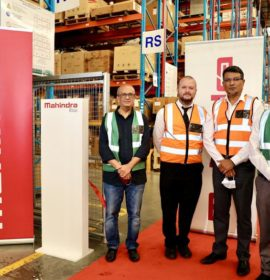 Mahindra opens new state-of-the-art warehouse in Linbro Park