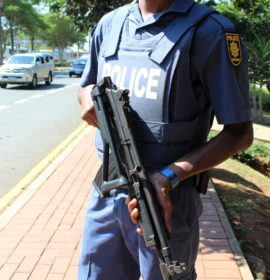 Armed robber of BAT delivery vehicle sentenced to over thirty years imprisonment