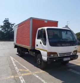 Theft of truck in Waterways