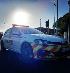 Cyclist killed in a collision with a truck on the R27, Milnerton.