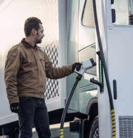 Volvo Trucks ready to electrify a large part of goods transports in Europe