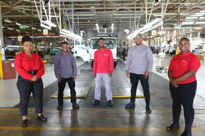 Isuzu remains committed to youth development