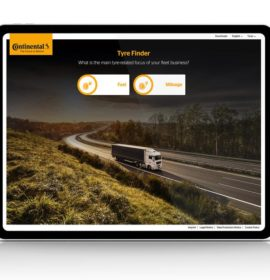 VECTO: Continental Offers CO2 and Fuel Consumption Calculator to Perform Sustainability Check on its Tyres