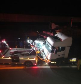 Two killed in Umhlanga truck collision