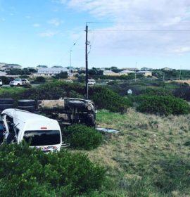 7 Killed in horror crash on the R27/Birkenhead Drive, Melkbosstrand