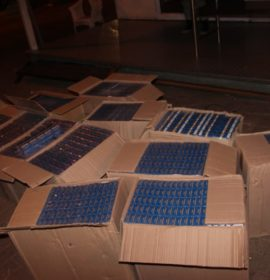 SANDF members and another suspect arrested for allegedly transporting illicit cigarettes