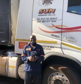 Engen Diesel Club shows truckers some love