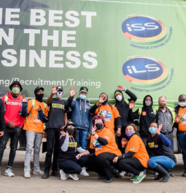 ILS Celebrates First Milestone in South Africa