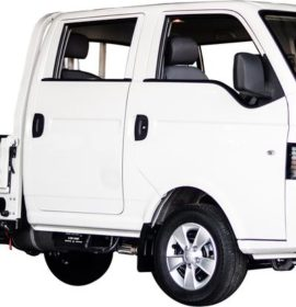 JAC Motors' X200 double-cab, the solution to the AARTO Amendment Act