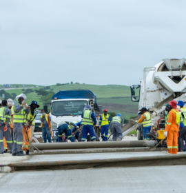 Without Well-Maintained Roads, South Africa Stops