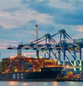The Ctrack Freight Transport Index and an international view