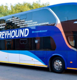 The Iconic Greyhound Brand is on the Auction Block