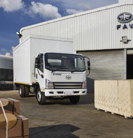 FAW Trucks' 8.140FL continues to follow a tried, tested and proven recipe for success