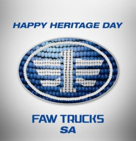 FAW Trucks celebrates its past as it moves forward to a memorable future