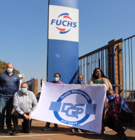FUCHS Lubricants achieves IATF 16949:2016 certification
