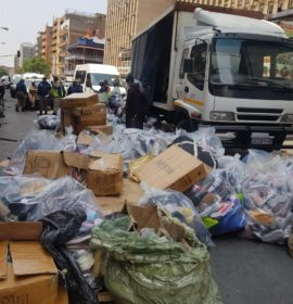 Multi-disciplinary operation leads to the confiscation of counterfeit goods worth millions of rands